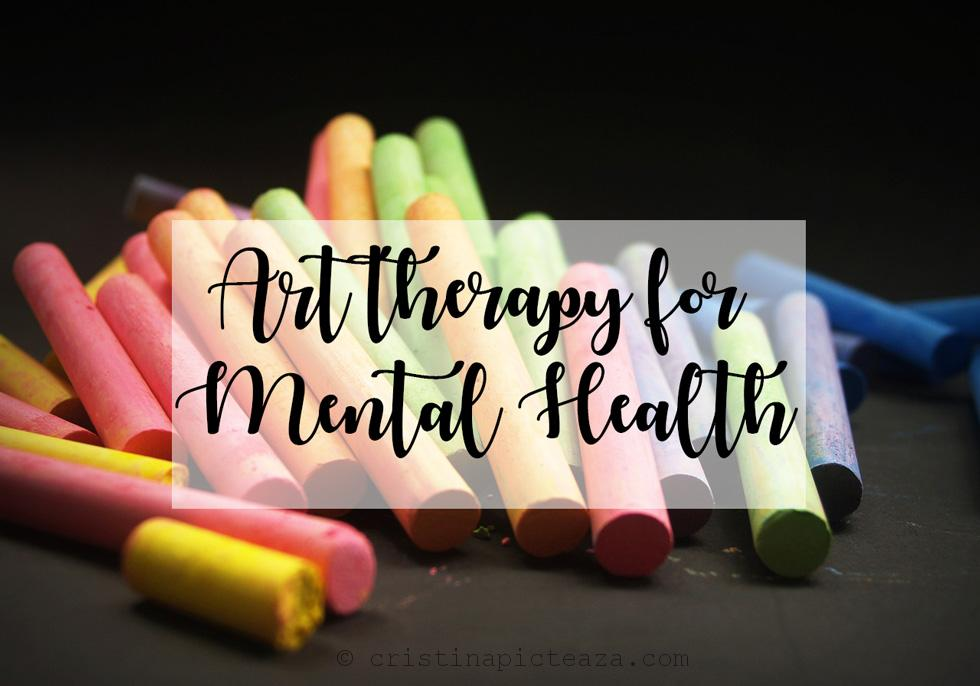 Art therapy for mental health