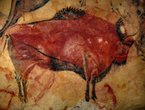 Prehistoric Art Paintings - Art history - Cave Paintings