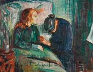 Art Therapy and Depression Paintings - Cristina is Painting