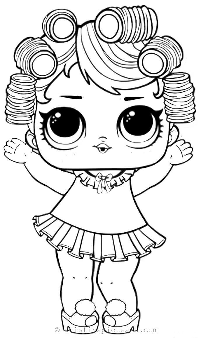 - LOL Coloring Pages - Lol Dolls For Coloring And Painting