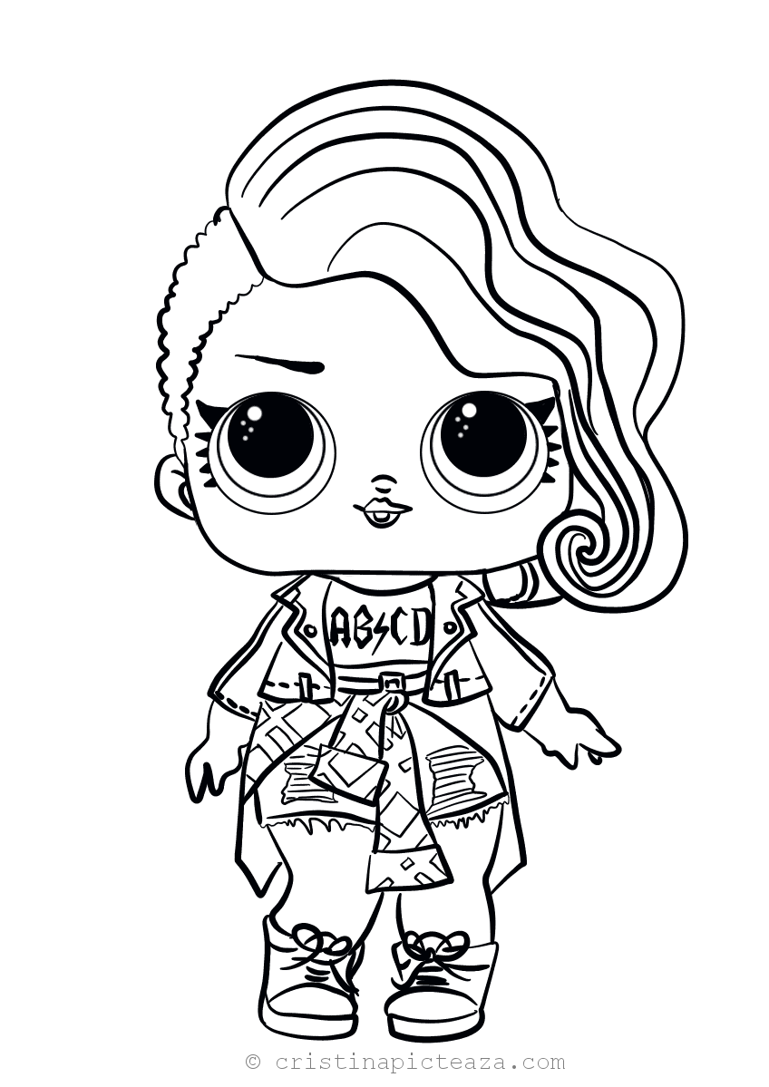 Stay connected because i will be publishing more lol doll coloring pages featuring the pets and babies soon