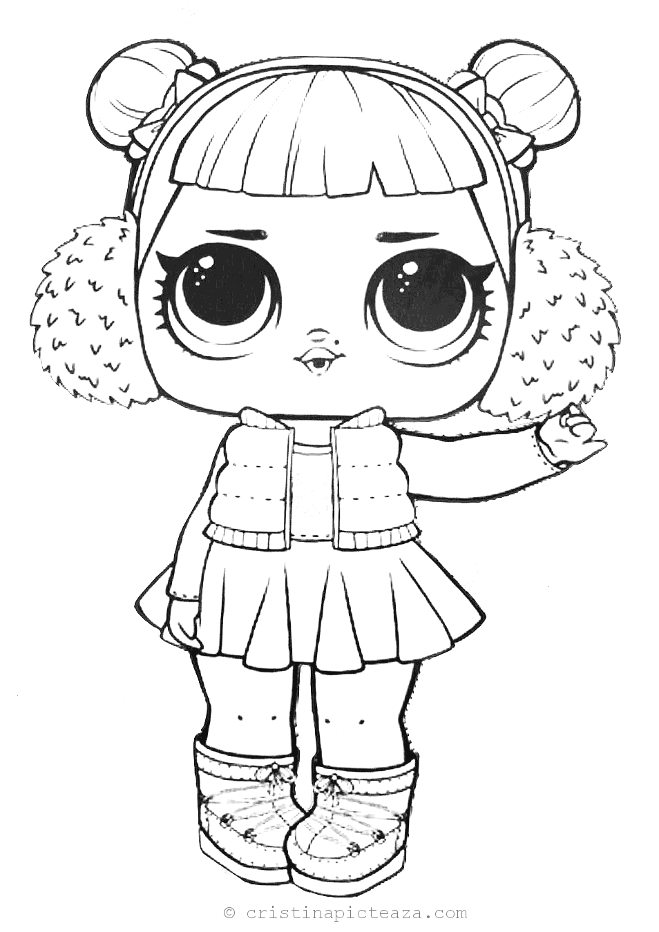 lol coloring pages lol dolls for coloring and painting. Black Bedroom Furniture Sets. Home Design Ideas