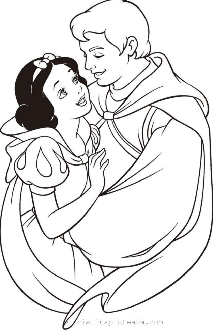 Coloring Page Disney Princess Princess For Coloring