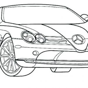 Masini de colorat - Coloring page cars - Car coloring pages