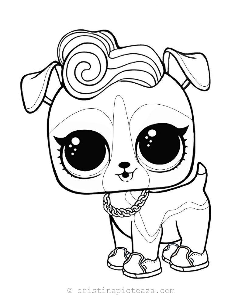Lol Pets Coloring Pages Coloring Sheets With Lol Surprise