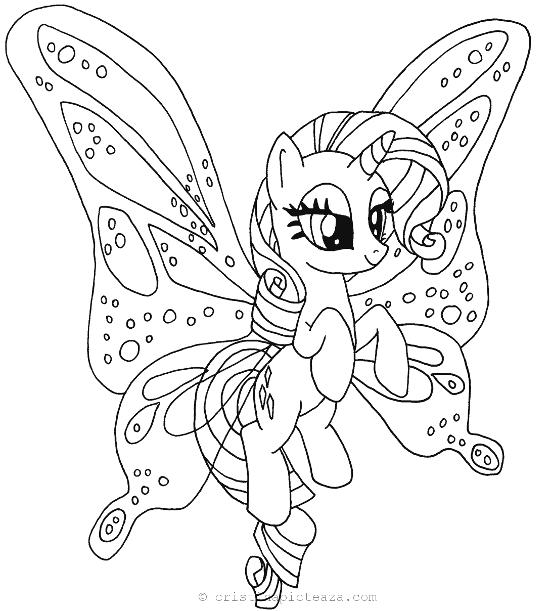My Little Pony Coloring Pages Coloring Pages With Ponies