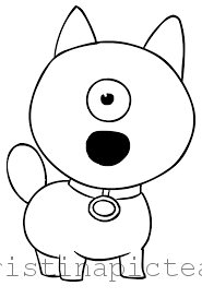 coloring pages of ugly dolls | Ugly Dolls Coloring pages – Download Uglydolls for coloring