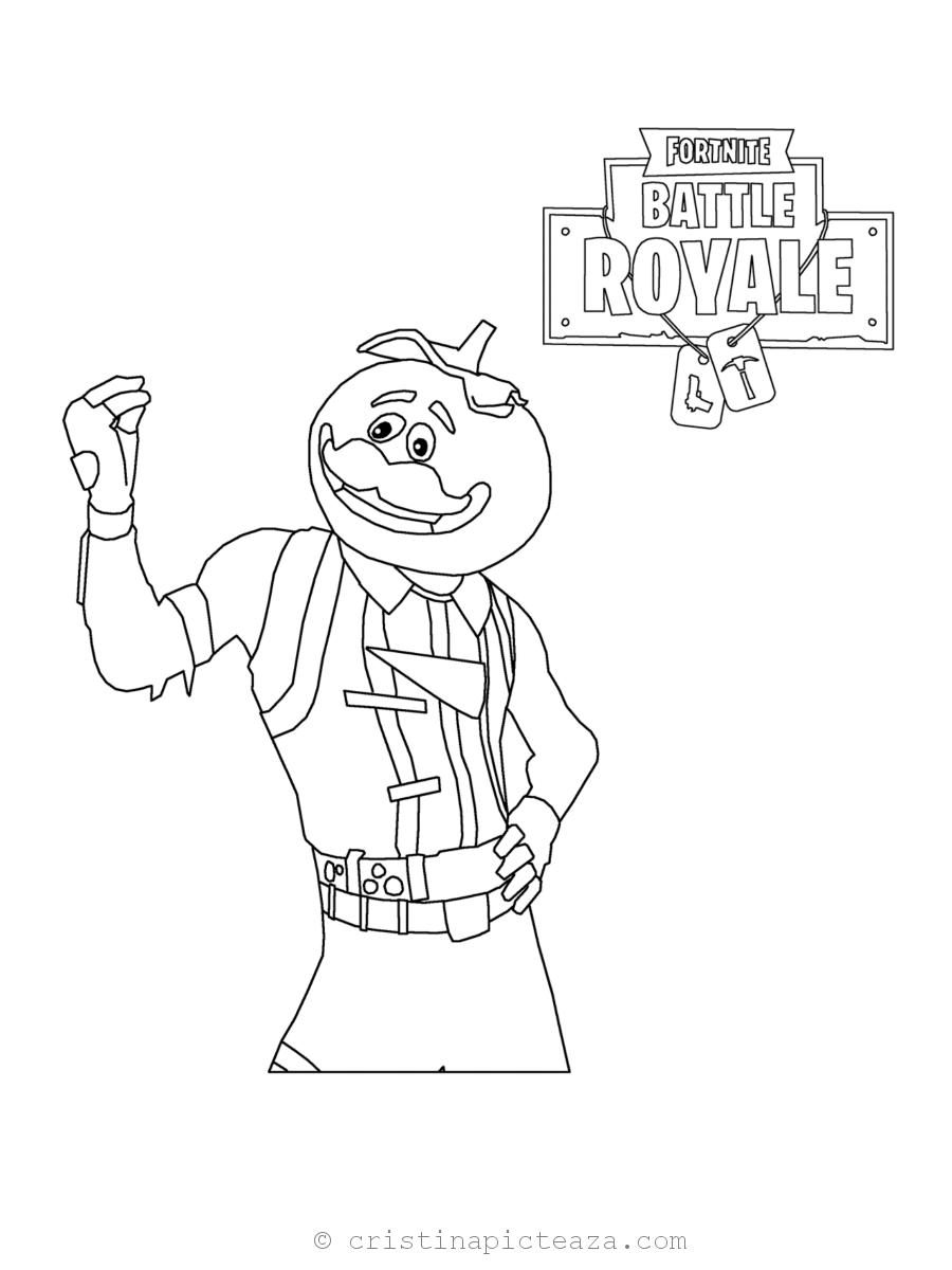 Fortnite coloring pages | Print and Color.com | 1200x900