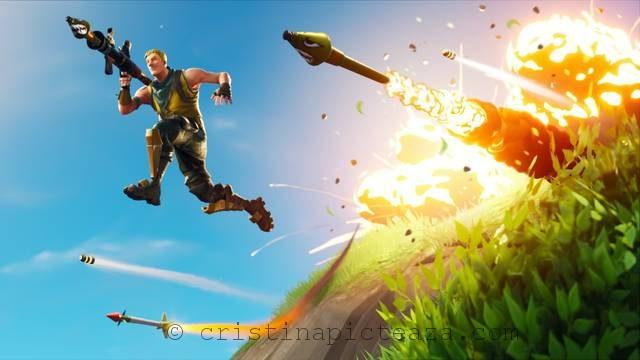 Planse de colorat cu Fortnite for coloring