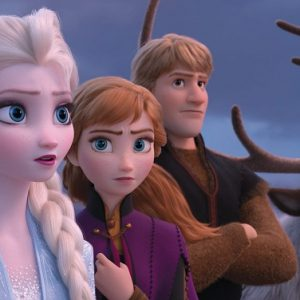 Frozen 2 coloring pages - Regatul de gheata 2