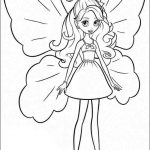 Fairy coloring pages planse de colorat cu zane