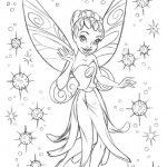 fairy small drawing cristinapicteaza
