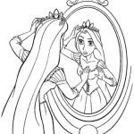 rapunzel coloring pages (1)