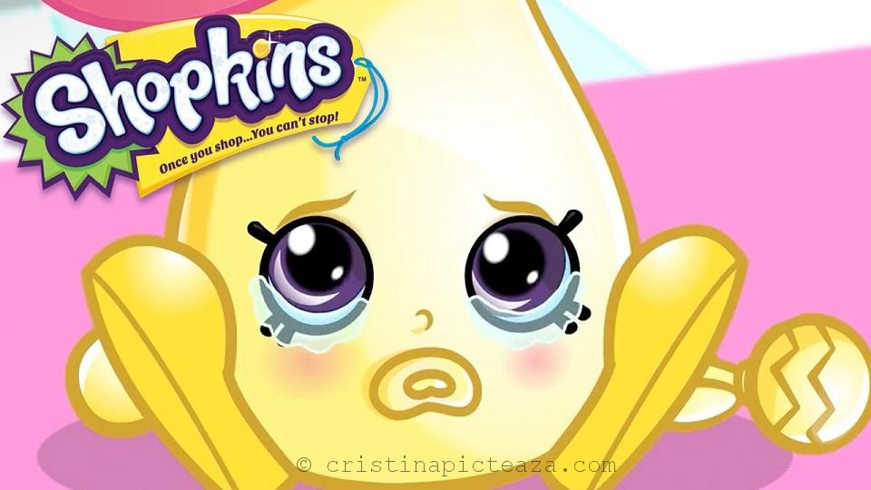 Shopkins for coloring