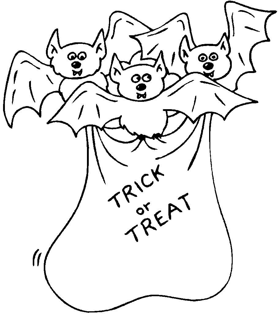 Halloween Coloring Pages And Sheets Cristina Is Painting