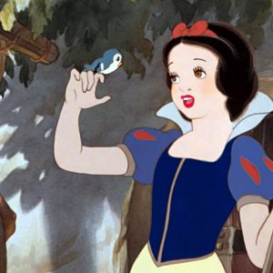 Snow white coloring pages - planse de colorat Alba ca Zapada